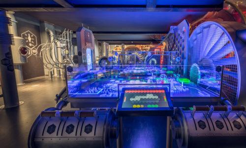 Центр энергетических наук, Технологический парк Кельце