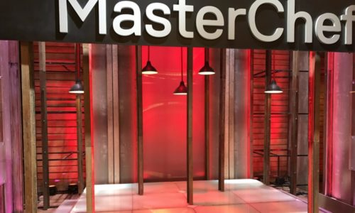 "Studio ""MasterChef"""