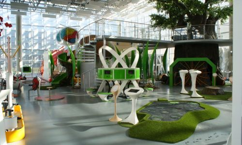 """Exhibition """"Tree of Life"""", EXPERYMENT Science Centre"""
