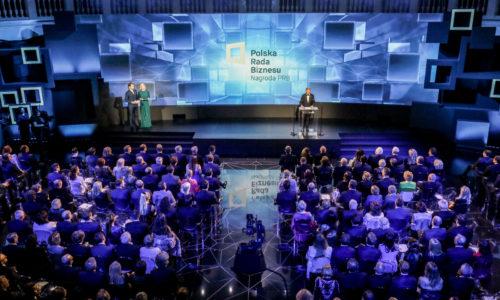 Бал по случаю вручения наград Польского Делового Совета