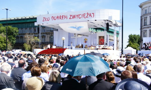 Beatification of Jerzy Popiełuszko