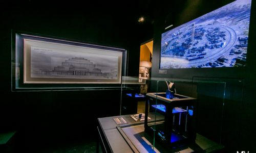 """Exhibition """"Seven Wonders of Wroclaw and Lower Silesia"""""""