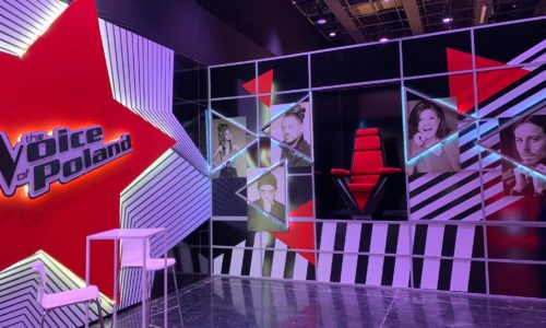 "Studio ""The Voice of Poland 2020″"