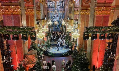 """Concert of Christmas carols """"When Christ is born"""""""